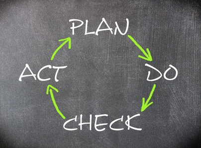 Plan - Do - Check - Act Processes